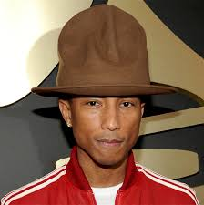 Pharrell Meme - gobi mountain buffalo hat happy pharrell williams wool fedora hats