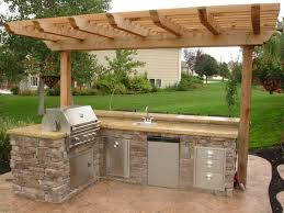 remarkable decoration backyard kitchen 10 gorgeous backyard