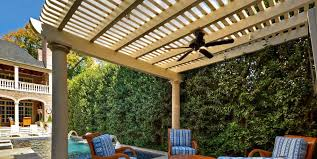 Roof Trellis Pergola And Patio Cover Ideas Landscaping Network