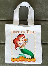 personalized trick or treat collection on ebay