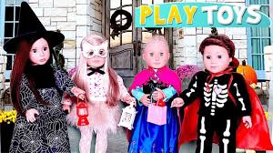 baby doll fancy costume dress up halloween playing ag dolls