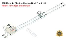 Automatic Blind Opener And Closer by Motorized Curtain Rods