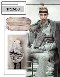 the trend book focuses of the trend forecasting for autumn winter