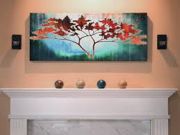 pictures for home modern art for home abstract tree art large canvas prints
