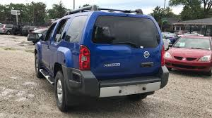 used one owner 2013 nissan xterra pro 4x chicago il western