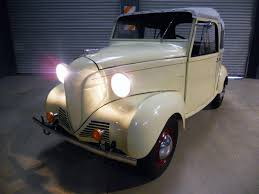 crosley car big ideas for a small car 1940 crosley convertible ebay motors blog