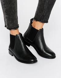 womens boots asos faith binky leather chelsea boots asos shoes hxmqsiwx