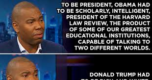 Presidential Memes - coates daily show meme shows presidential differences attn