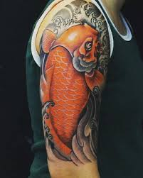 koi fish tattoo design 40 coy fish tattoo ideas 2017 koi
