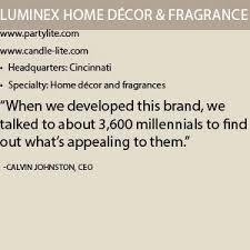 luminex home décor u0026 fragrance co retail merchandiser