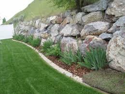 ideas rock edging ideas on pinterest landscaping garden that will