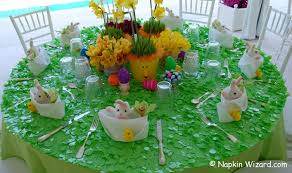 Easter Table Decorations by Celebrate A U201choppy U201d Easter With Carrot Party Favors