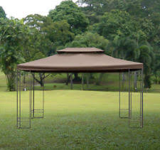 gazebo covers gazebo replacement canopy ebay