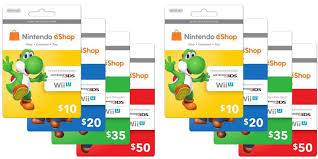 eshop gift cards score a 15 discount on nintendo e shop gift cards starting