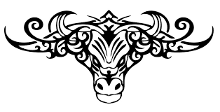 100 tribal bull tattoo tribal bull head tattoo scheme bull