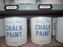 chalk paint by annie sloan