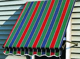 Cloth Window Awnings Fabric Window Awnings General Awnings
