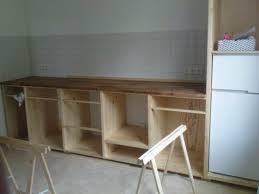 Billige K Henblock Küche Selber Bauen Beton Ideen Für Zuhause Regarding Küchenblock