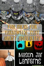Mason Jar Halloween Lantern 220 Best Crafts Halloween Images On Pinterest Ideas For