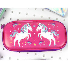 pencil cases zipadee unicorn hardshell pencil pencil cases stationery