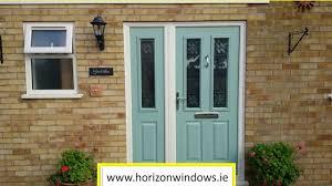 Green Upvc Front Doors by Upvc Front Doors Panel And Composite Doors Dublin Ireland Youtube