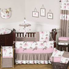 Jojo Design Bedding Pink Elephant Crib Bedding Set Creative Ideas Of Baby Cribs