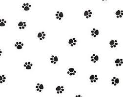 paw print tissue paper paw print on white tissue paper 333 gift wrap dog cat