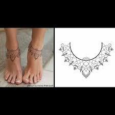 best 25 ankle tattoo ideas on pinterest small tattoo tiny