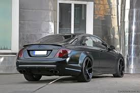 mercedes c65 amg mercedes cl65 amg black with 500kw photos 1 of 4