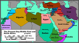 middle east map changes middle east and africa s just struggles lead to
