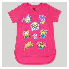 Purple Minion Shirt Toddler Youth Minions Clothing U0026 Accessories Target