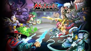 mutants genetic gladiators apk mutant genetic gladiators hack apk gold and credits hack apk android