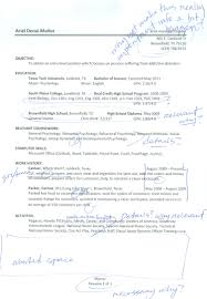 Resume For National Honor Society Professional Job Application Ariel U0027s Blog