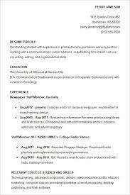 exle of college resume resume exle college exles of resumes