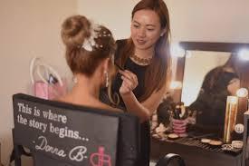 hair and makeup school donna b makeup studio school store