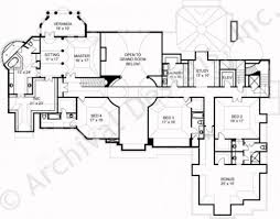 Daylight Basement House Plans by Manderston Estate Estate Floor Plans European Floor Plans