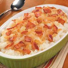 german style mashed potatoes recipe taste of home