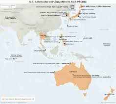 Sea Of Japan Map The Us Is Not Abandoning Asia Geopolitics Geopolitical Futures