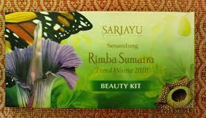 Harga Sariayu Kit sariayu kit box daily
