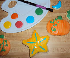 sugar cookie paint 5 steps with pictures