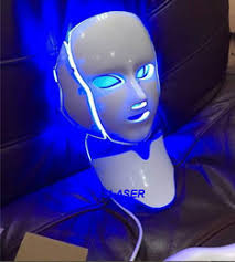 blue and red light therapy for acne reviews mask device online mask device for sale