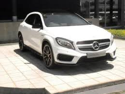 second mercedes 2014 mercedes gla 45 amg for sale in umhlanga r749 950 2