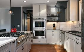 Two Tone Kitchen by Creating The Two Tone Kitchen Of Your Dreams Hudson Improvement