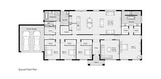 Blueprint Homes Inclusions Granton 33 Clarendon Homes Floor Plans Home Floor Plans