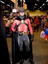 Red Robin Halloween Costume Red Robin Cosplay Timdrakerobin Deviantart