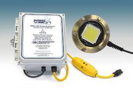 underwater led dock lights underwater led dock light sea vision by underwater lights usa