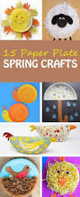 489 best paper plate crafts images on pinterest paper plate
