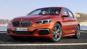 future bmw 2019 bmw 1 series render sees into the hatch u0027s fwd future