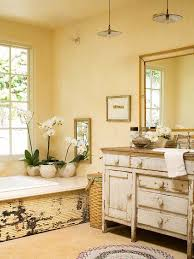 yellow bathroom ideas 26 adorable shabby chic bathroom décor ideas shelterness
