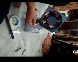 kitchen exhaust fan home made kitchen exhaust fan india rs 600 and less then 10 youtube
